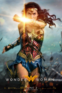 Wonder Woman - plakat