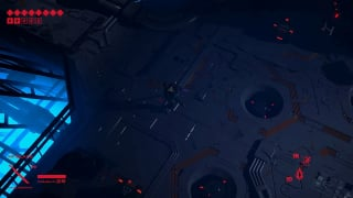 Ruiner - screeny z gry