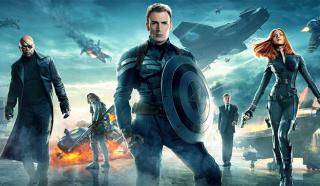 Kapitan Ameryka: Zimowy Żołnierz (2014) - nominacja w kategorii Najlepsze efekty specjalne