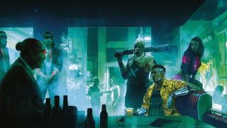 Cyberpunk 2077 - szkice koncepcyjne