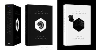 Epoka diamentu - projekt okładki