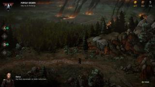 Wojna Krwi: Wiedźmińskie Opowieści - screeny z gry
