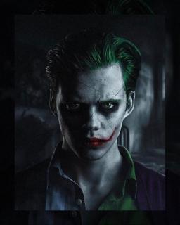 Bill Skarsgard jako Joker