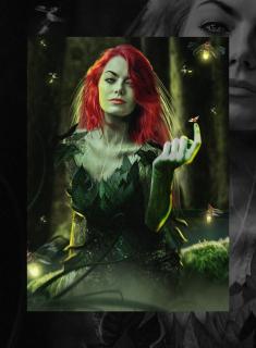 """Kto powinien zagrać w """"Legionie samobójców 2"""" - propozycje fanów; Emma Stone jako Poison Ivy"""