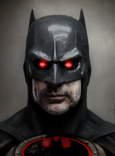 Jeffrey Dean Morgan jako Batman