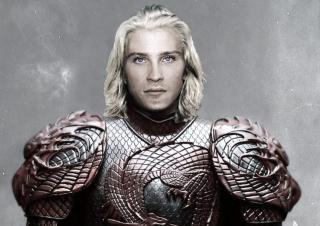 Garrett Hedlund jako Rhaegar Targaryen