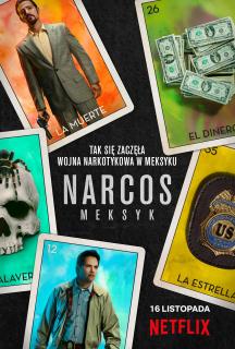 Narcos: Meksyk - Plakat