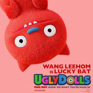 UglyDolls - plakat