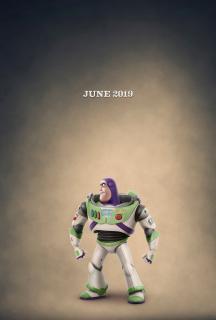 Toy Story 4 - plakat
