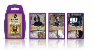 Top Trumps - Harry Potter i Więzień Azkabanu