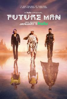 Future Man - sezon 2.