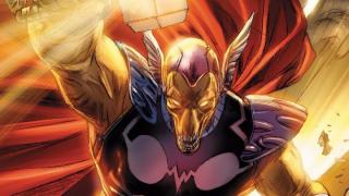 Beta Ray Bill - cybernetycznie podrasowany członek rasy Korbinitów; Odyn zadecydował o przyznaniu mu Stormbreakera, dzięki czemu wszedł on w posiadanie tych samych mocy co Thor