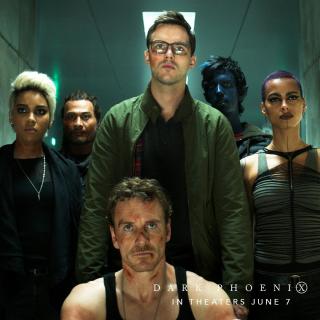 X-Men: Mroczna Phoenix - plakat
