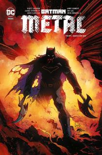 Batman Metal. Mroczne dni, tom 1 – okładka