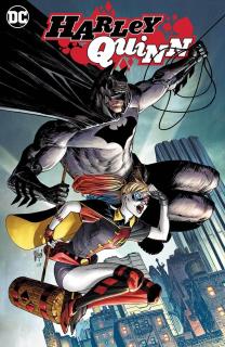 Harley Quinn #58 - okładka