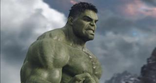 Hulk - Thor: Ragnarok (2017)