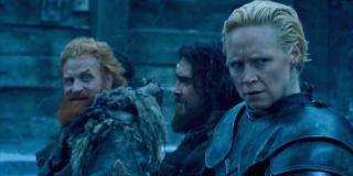 Brienne i Tormund będą parą