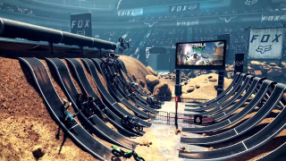 Trials Rising - screeny z gry