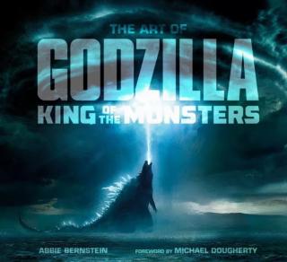 Godzilla 2: Król potworów - okładka książki