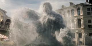 Ogromny potwór z dymu - również wykorzystywany przez Mysterio wielokrotnie; nie możemy wykluczyć, że Elementals to także potwory wykreowane przez antagonistę