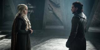 Jon i Daenerys są rodzeństwem (Dany miałaby urodzić się w Dorne jako owoc romansu Rhaegara i Lyanny)