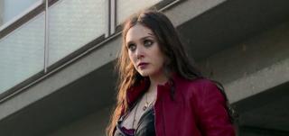 Scarlet Witch - najprawdopodobniej znajduje się między 19. a 22. rokiem życia