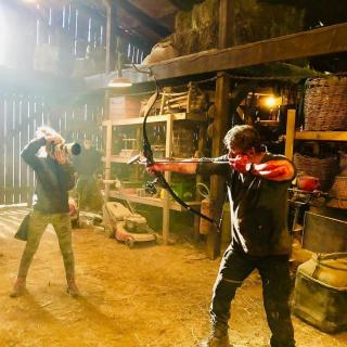 Rambo 5: Last Blood - zdjęcie zza kulis