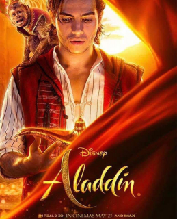 Aladyn - plakat