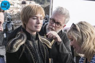 Gra o tron - zdjęcie z planu 8. sezonu