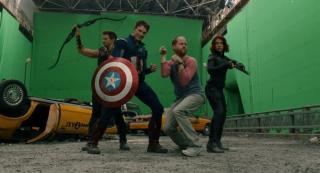 """Joss Whedon dialogi Hulka w filmie """"Avengers: Czas Ultrona"""" dopisał już w trakcie pracy na planie, kilkanaście tygodni po zatwierdzeniu ostatecznej wersji scenariusza."""