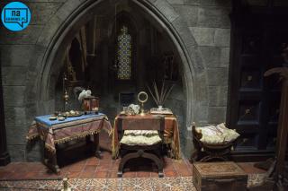 Templariusze - zdjęcie z planu 2. sezonu