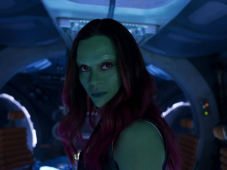 2. Gamora - Avengers: Wojna bez granic