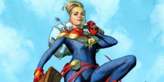 Nowa fryzura Kapitan Marvel jest zbieżna ze zmianami na tym polu, które obserwujemy we współczesnych komiksach.