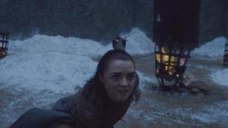 Maisie Williams w 7. sezonie Gry o tron