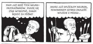 Neurokomiks - plansza