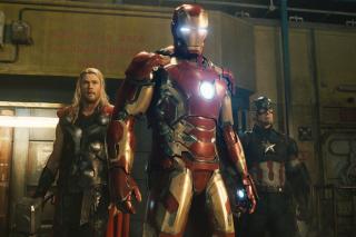 11. Avengers: Czas Ultrona
