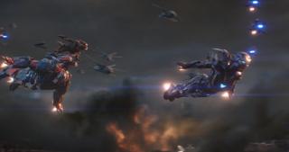 Avengers: Endgame - zdjęcia z filmu