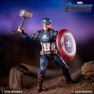 Kapitan Ameryka - figurka Hasbro