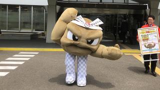 Geodude maskotką prefektury Iwate
