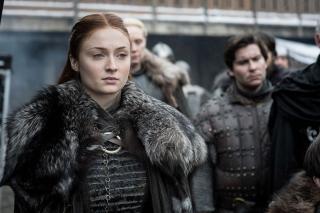 7. Sophie Turner (Sansa Stark) - 175 tys. USD za odcinek