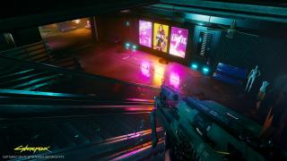 Pecetowa wersja Cyberpunk 2077 będzie wspierać technologię ray tracing.