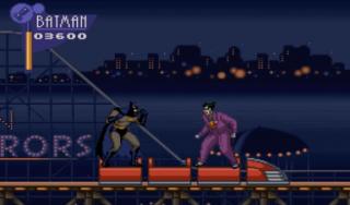 The Adventures of Batman & Robin - Mega Drive, Mega-CD, SNES, Sega Game Gear (1994)