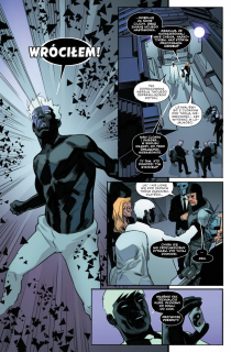 Amazing Spider-Man. Globalna sieć #02. Mroczne królestwo - plansza