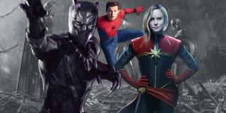 Skład Avengers ulegnie zmianie – pojawią się w nim Kapitan Marvel, Czarna Pantera, Spider-Man, Ant-Man i Wasp.