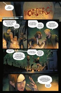 Green Arrow #05. Konstelacja strachu