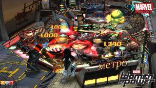 Marvel Pinball - Nintendo 3DS, PlayStation 3, PlayStation Vita, Xbox 360  (2010)