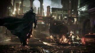 Batman: Arkham Knight - PC, PlayStation 4, Xbox One (2015)