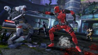Deadpool - PlayStation 3, PlayStation 4, Xbox 360, Xbox One, PC (2013)