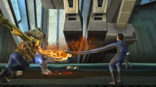 Fantastic Four: Rise of the Silver Surfer - Nintendo DS, Wii, Xbox 360, PlayStation 2, PlayStation 3 (2007)