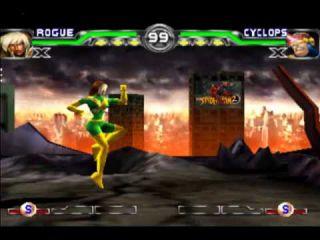 X-Men: Mutant Academy 2 - PlayStation (2001)